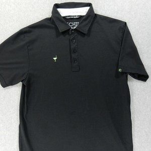 Travis Mathew Short Sleeve THE CHIVE Polo Shirt